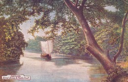 ASIE-----SRI LANKA--CEYLON--river Scene & Padda Boat--voir 2 Scans - Sri Lanka (Ceylon)