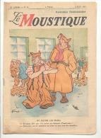 Le Moustique Du 3 Juin 1945 - Planeurs, Avion, Aviation US,guerre 40/45, Détails, Voir Descriptif (b163) - Boeken, Tijdschriften, Stripverhalen