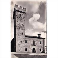CCRTP4112-LFTD6639.Tarjeta Postal DE CACERES.casa,farola,torre.CASA DEL CAPITAN DIEGO DE OVANDO.Caceres. - Cáceres