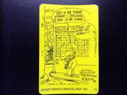CALENDARIO 1998 ( BOADAS COCKTAIL BAR) - Calendarios