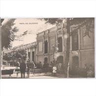 CCRTP4066D-LFTD10326.Tarjeta Postal DE CACERES.casas,arboles,bacos,personas,balneario,BAÑOS DE MONTEMAYOR.Caceres. - Cáceres