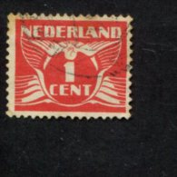 NEDERLAND GEBRUIKT USED OBLITERE YVERT NR 133 NVPH NR 144 - Oblitérés