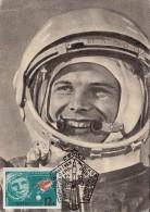 1970 Russia Maxi Card  GAGARIN  First SPACE  Cosmonaut / Astronaut - Carte Maximum - Rusland En USSR