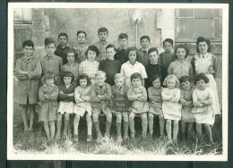 Photo, Trombinoscope Scolaire , Ecole De Marcilly Sur Meaulne Année 1945- Lot6804 - Personas Identificadas