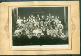 Photo, Trombinoscope Scolaire , Ecole De Saint Amand Non Datée, Probablement Entre 1939 Et 1942  - Lot6808 - Identified Persons