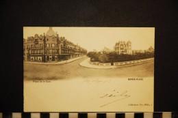 CP,  62, BERCK PLAGE Place De La Gare  Edition Collection Van Blitz Dos Simple Precurseur 1903 - Berck