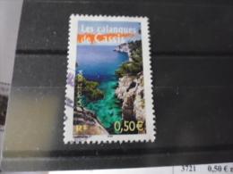 FRANCE TIMBRE OBLITERE  YVERT N°3708 - France
