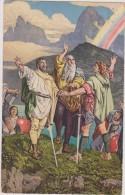 Suisse,schweiz,svizzera,switzerland,helvetia,swiss ,uri En 1927,DER RUTLISCHWUR,fresko Inder Tellskapelle,croyant, - UR Uri