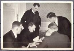 NSDAP-Sammelbild-Nr. 96 - Geschichte