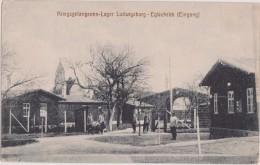 ALLEMAGNE,DEUTSCHLAND,GERMANY,camp De Prisonniers  Français En Allemagne,Kriegsgefangene N-lager Ludwigsburg-eglosheim