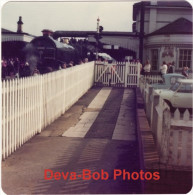 Railway Photo GWR 6000 King George V Loco Association Mercian Venturer 1976 Tour - Trains