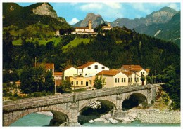 MOGGIO UDINESE - IL PONTE SUL FELLA - Udine