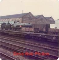 Railway Photo SR MN 35028 Clan Line Chester GWR 6000 Loco Mercian Venturer Tour - Trains