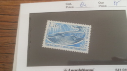 LOT 252850 TIMBRE DE COLONIE TAAF NEUF** N�64
