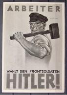 NSDAP-Sammelbilder - Kpl. Serie (50) Sammelwerk 8 - Gruppe 30 - Non Classés