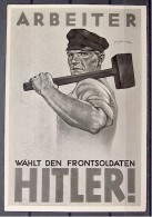 NSDAP-Sammelbilder - Kpl. Serie (50) Sammelwerk 8 - Gruppe 30 - Trade Cards