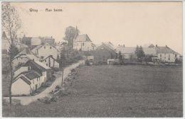 24844g  ENTREE Du VILLAGE - CHAMPS De CULTURE - RUE BASSE - Witry - Léglise