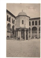 C P A----SYRIE---DAMAS---mosquée D'amawi--voir 2 Scans - Syrie