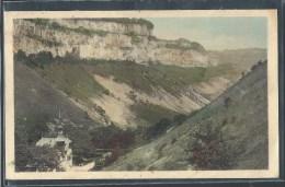 - CPA 26 - Les Baumes, Les Roches - Hôtel Des Grottes Et Vallée - France