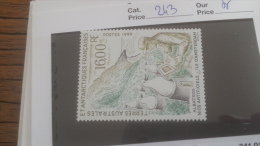LOT 252861 TIMBRE DE COLONIE TAAF NEUF** N�243