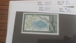 LOT 252862 TIMBRE DE COLONIE TAAF NEUF** N�244