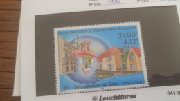 LOT 252867 TIMBRE DE COLONIE TAAF NEUF** N�286