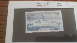 LOT 252868 TIMBRE DE COLONIE TAAF NEUF** N�289