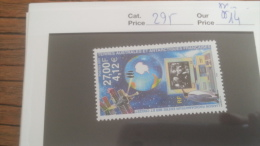 LOT 252870 TIMBRE DE COLONIE TAAF NEUF** N�295