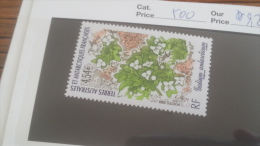 LOT 252895 TIMBRE DE COLONIE TAAF NEUF** N�500