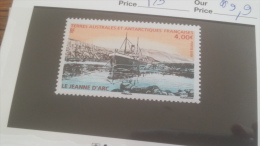 LOT 252897 TIMBRE DE COLONIE TAAF NEUF** N�523