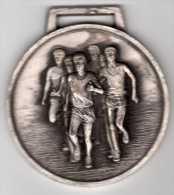 Médaille Marathon Par Bertrand : Saint-Denis Marathon - France