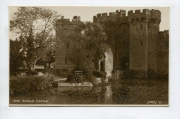BODIAM CASTLE - England