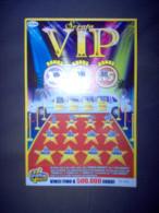 GRATTA E VINCI - SERATA VIP - USATO - Billets De Loterie