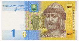 UKRAINE 1 HRYVNIA 2011 ARBUZOV Pick 116Ab Unc - Ukraine