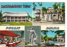 3985.   Salsomaggiore Terme - Poggio Diana - Vedutine - 1965 - Chiusi - Otras Ciudades