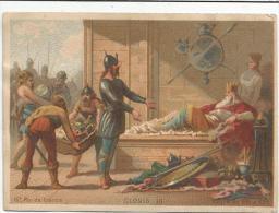 CHROMOS HISTOIRE DE LA FRANCE - CLOVIS III. - Chromo