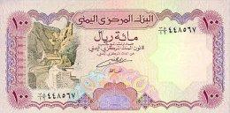 Yemen Arab Republic 100 Rials 1993 Pick 28 Sign8 UNC - Yemen