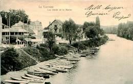 Belle CPA -   La Varenne -  Les Bords De La Marne             A526 - France
