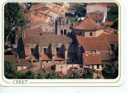 Ceret : L'église Saint Pierre XIIIè S. - Ceret
