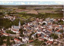 SAINT-VARENT: Vue Aérienne - Le Centre De La Ville - France