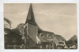 Compton Church. - England