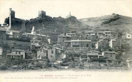 Aubin - Le Calvaire Et Le Fort - Firmi