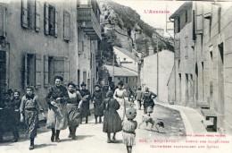 Roquefort - SOrtie Des Cabanières - Roquefort