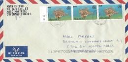 Mauritius 2002 Buea Bassin Pterois Fish Cover - Mauritius (1968-...)