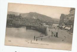 Cp , 50 , CHERBOURG , Quai De COLIGNY , écrite 1918 , E.L.D. 46 - Cherbourg