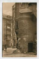 SITE OF BURNS' LODGINGS IN LAWNMARKET - Midlothian/ Edinburgh