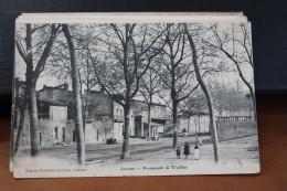 LIMOUX                   PROMENADE  DU  TIVOLI                        1905 - Limoux