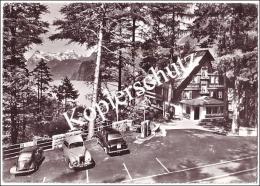 Hotel Waldhaus Wolfsprung, Brunnen Axenstrasse  (z2476) - SZ Schwyz