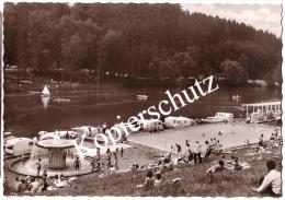 Leichlingen, Camping Talsperre Diepental  1965   (z2485) - Deutschland
