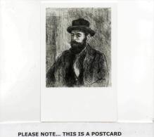 Postcard - Nat. Portrait Gallery - Lucien Pissarro By Camille Pissarro New - Cartes Postales